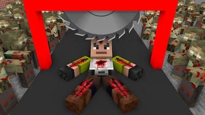 Monster School : R.I.P Mr Meat - minecraft animation