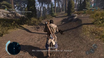 Assassin's Creed III Remastered Some Gameplay!
