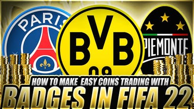 HOW TO MAKE COINS ON FIFA 22! HOW TO TRADE WITH BADGES ON FIFA 22! EASIEST TRADING METHOD ON FIFA!