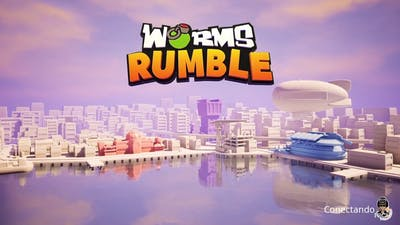Worms Rumble -Multiverso Game Play