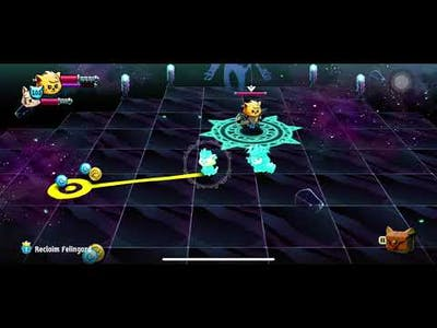 [Cat Quest II] LIONER boss fight