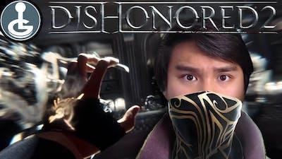 POWERLESS   Dishonored 2 Gameplay
