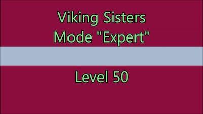 Viking Sisters Level 50