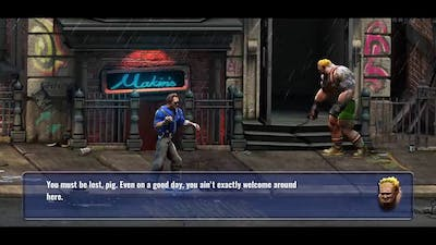 Raging Justice-Rick Justice-Story Playthrough Stage 1-8/24/20