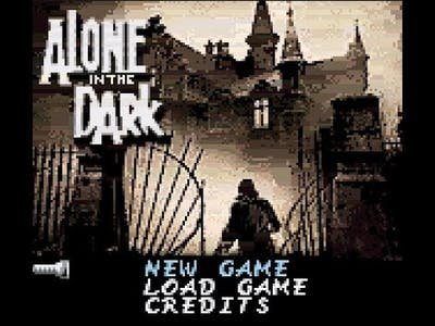 Alone in the Dark: The New Nightmare - Game Boy Color (2001)