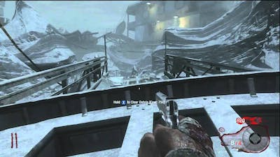 [completed dont watch] How To Do Call of The Dead SECRET First Easter Egg