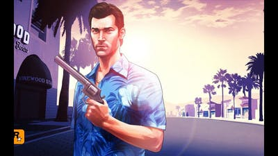 GTA Vice City Walkthrough Mission Check out at the Check in...!