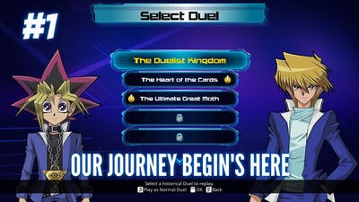 """#1 Let's play """"Yu Gi Oh! Legacy of the Duelist"""""""