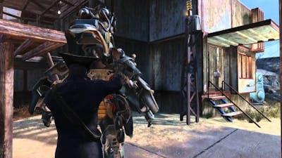 Wasteland Workshop DLC. Fallout 4 gameplay!