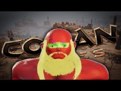Conan Exiles is a Good Game