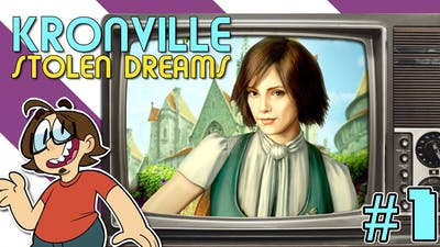 HIDDEN OBJECTIVES - Kronville: Stolen Dreams