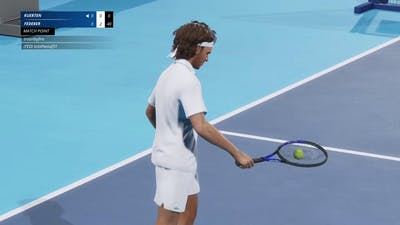 Tennis world Tour 2 online remote play over 4g