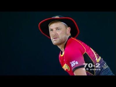 McCULLUM & BRAVO GO BERSERK AT WARNER PARK | #CPL21 #FlashbackFriday #CricketPlayedLouder