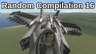 Random Compilation 16 - KSP