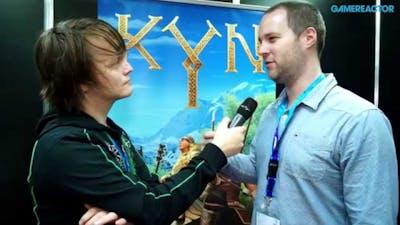 Kyn - Victor Legerstee Interview: Kyn offers squad-based hack n' slash with a twist
