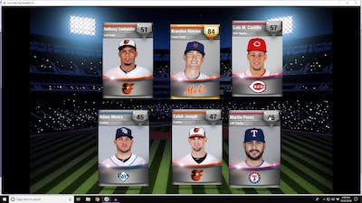 Out of the Park Baseball 19 Promoted to Gold League (Special Pack Opening)