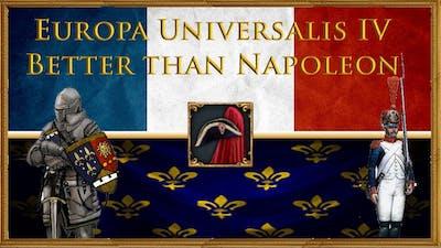 Europa Universalis 4: Better than Napoleon Ep1 | EU4 Achievement | Rule Britannia