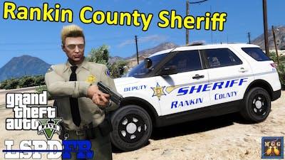 Rankin County Sheriff Patrol | GTA 5 LSPDFR Episode 456