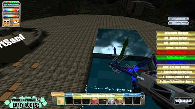 FortressCraft Evolved, The Paint Gun