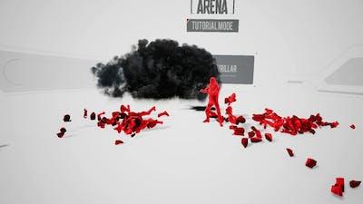 Dead Ground Arena VR part1