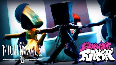 Little Nightmares 2 Animation: Friday Night Funkin (Part 1)