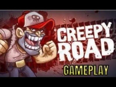 Creepy Road - Gameplay