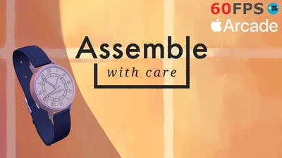Assemble With Care: Chapter 8 Momentary , Apple Arcade Walkthrough