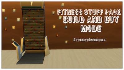The Sims 4: Fitness Stuff Pack | áttekintés/kritika | Build and Buy Mode