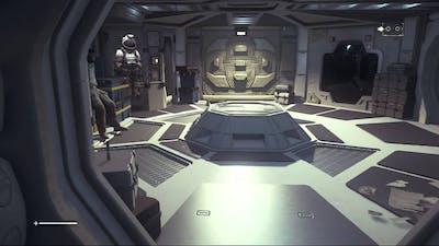 Alien Isolation: Crew Expendable DLC part 1