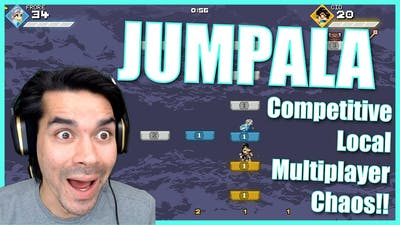 This Game Will Ruin Your Friendships! [Jumpala] [2020 Game Devs of Color]