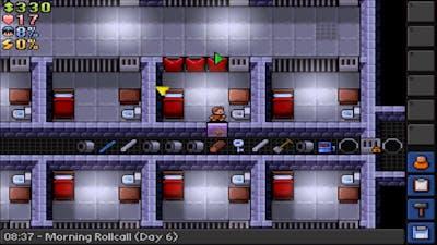 I'M AN IDIOT!!! | The Escapists | Fhurst Peak Correctional Facility #3