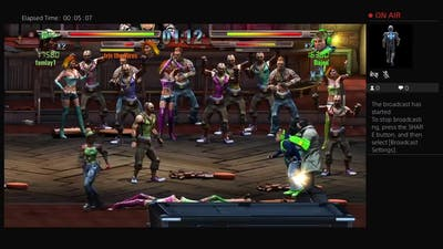 Raging  Justice game play