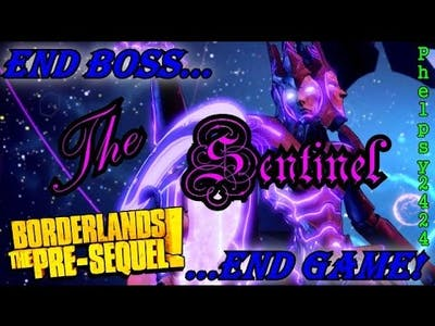 """""""End Boss Fight / End Game!!!"""" - Borderlands: The Pre-Sequel!"""