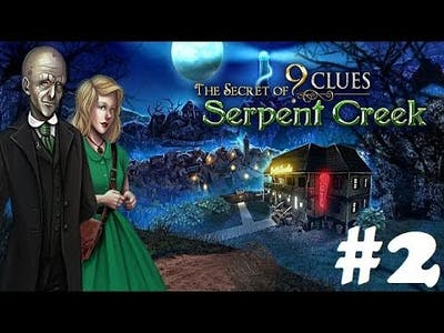 """9 Clues: The Secret of Serpent Creek"" #2"