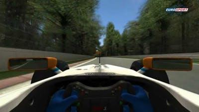 Monza - F1 Onboard (Race 07)
