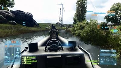 We're Playing: Battlefield 3 Armored Kill - First Game