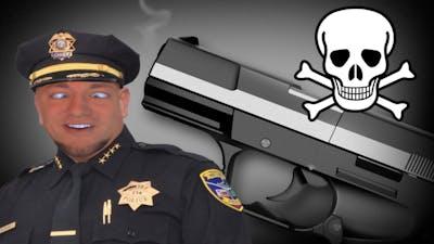 GETTING SHOT AT! | Enforcer: Police Crime Action Gameplay (3) | Cop Simulator