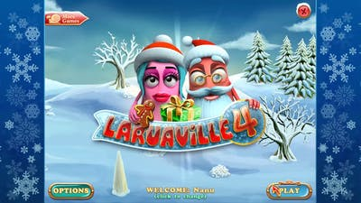 Laruaville 4 Levels 1-4 Playing Limited time Games with Gma