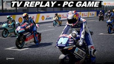 MotoGP 18   Moto3   #MalaysianGP   TV REPLAY    PC GAME