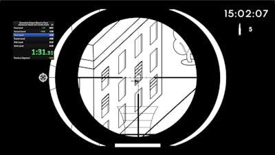 Geometric Sniper: Blood in Paris   4:55 Any% 6 Lvls WR
