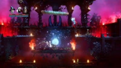 Trine Enchanted Edition - Walkthrough - 3 Players - Part 8 - Steam Remote Play