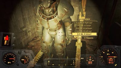 Fallout 4: Picking up with the Automatron dlc and then my game froze
