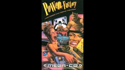 Power Factory: C&C Music Factory: Make My Video - SEGA Mega CD Gameplay** #MUSICFACTORY #RARE #C&C