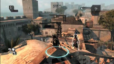 Assassin's Creed: Revelations - Assassinate on Ippokratous || Renegade