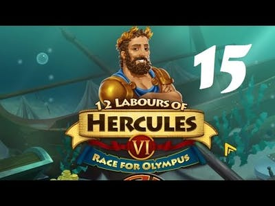 Shiny Zeus - 12 Labours of Hercules VI Race for Olympus Episode 15