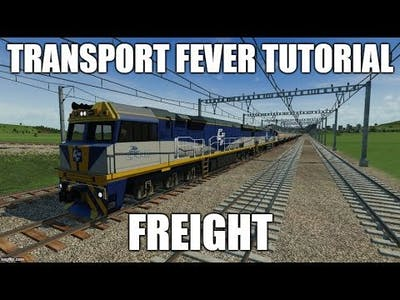 How to Freight in Transport Fever