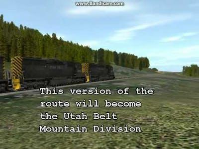 Utah Belt Mountain Division