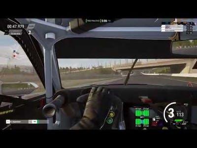 The Intercontinental GT Pack DLC Assetto Corsa Competizione Suzuka: first practice laps