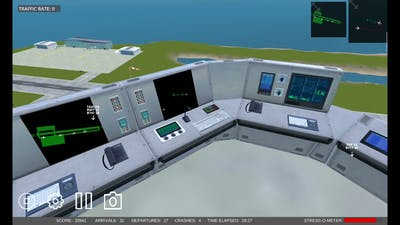 how to make multiple takeoffs in airport madness 3d