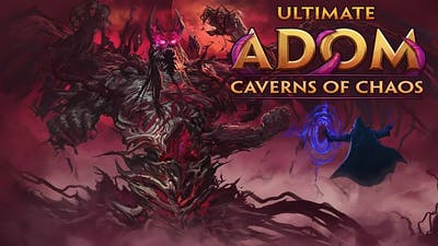 Ultimate ADOM - Caverns of Chaos First Gameplay